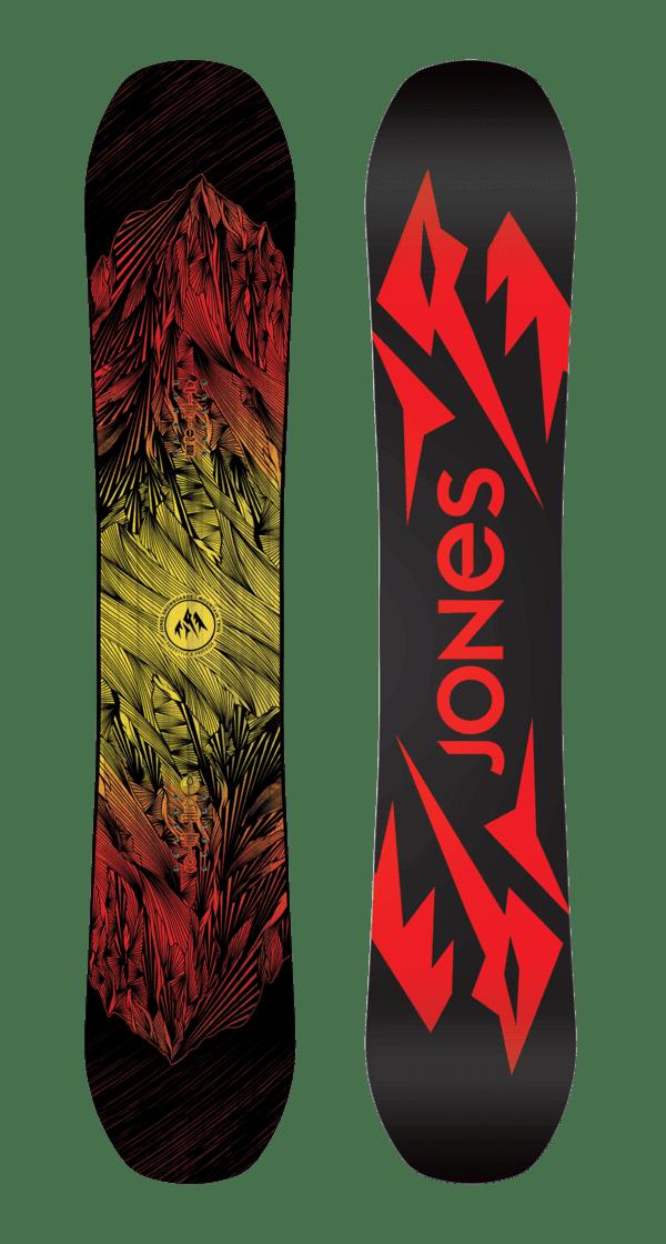 Jones snowboard Mountain Twin 2020