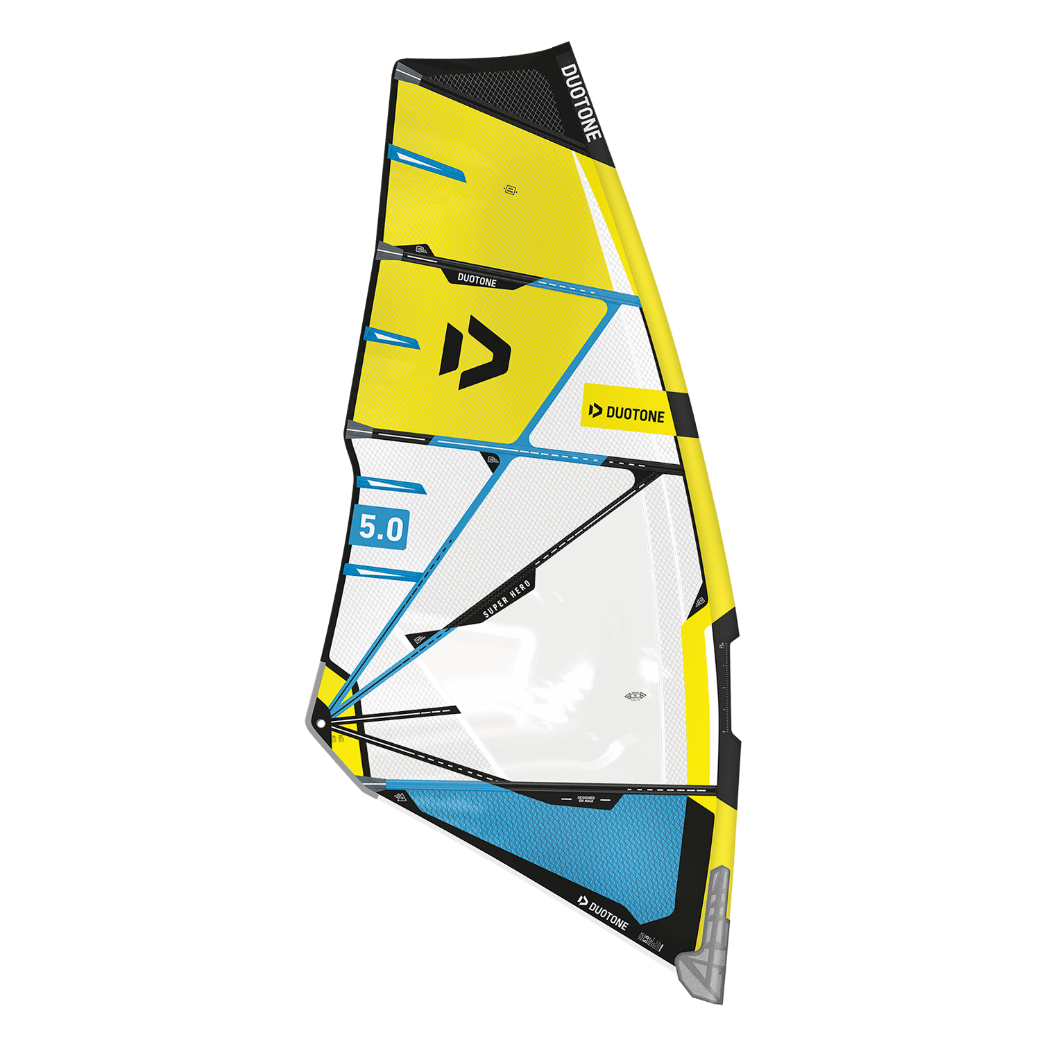 Duotone Super Hero 2019