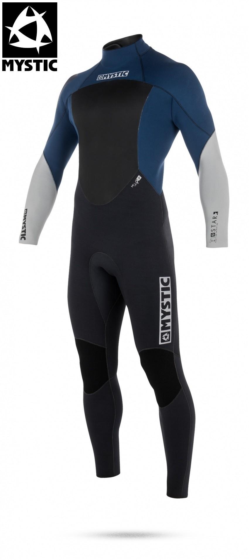 Mystic wetsuit Star 4/3 back-zip