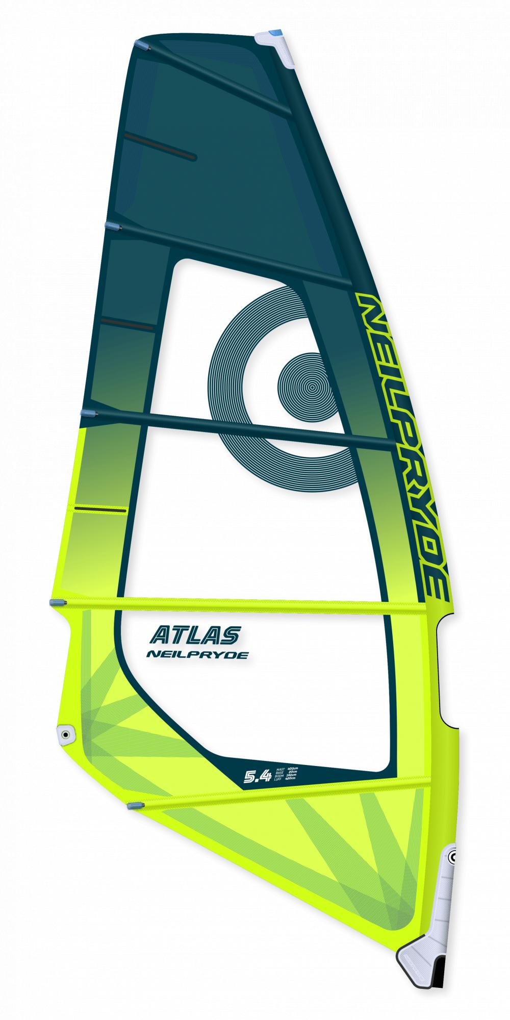 Neilpryde Atlas 2018