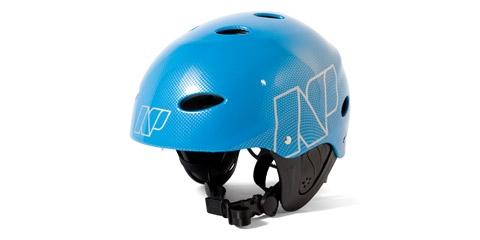 Neilpryde surf helm blauw carbon