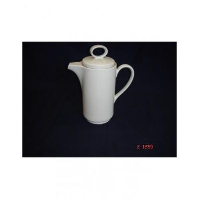 Foto van Koffiepot porselein 2 liter