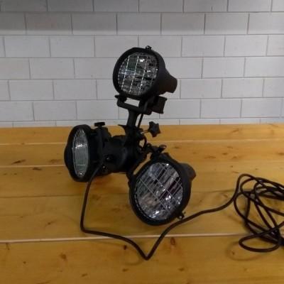 Foto van Parasol heater elektrisch