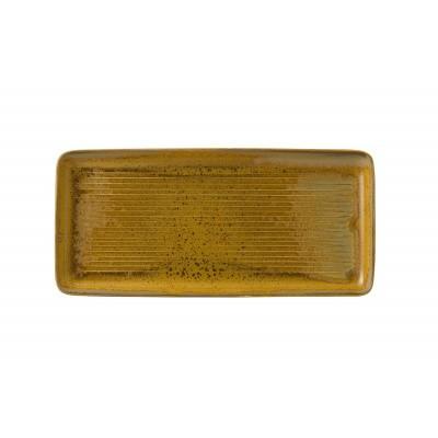 Foto van Chef's tray 21,6 * 10 cm evo bronze