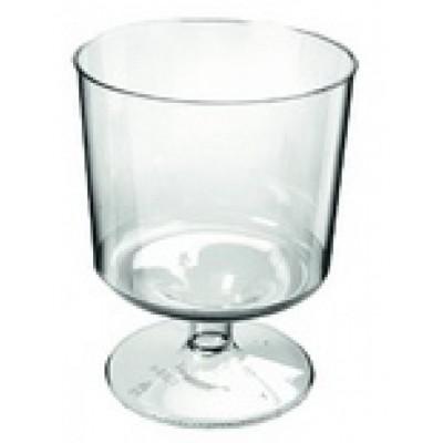 Foto van Plastic wijnglazen, prijs op aanvraag