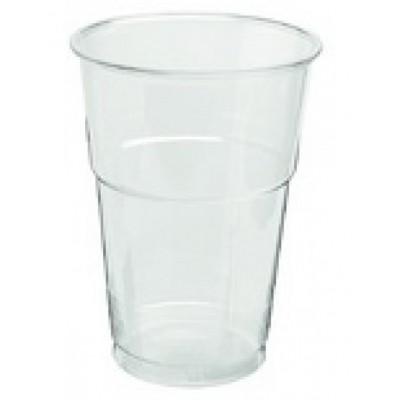 Plastic bierglazen, prijs op aanvraag