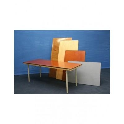 Klaptafels tafel 120 x 80 cm Formicablad