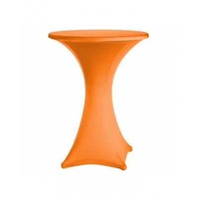 Foto van Pantyhoes voor praat/statafel oranje