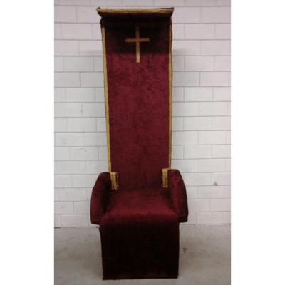 Sinterklaasstoel