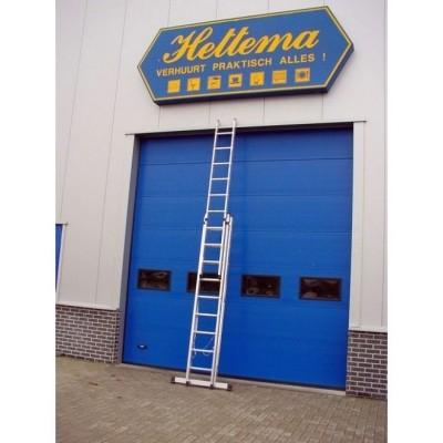 Foto van Aluminium ladder