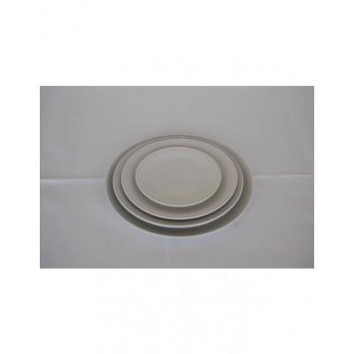 Foto van Pannenkoekbord (Plate Service) 31 cm wit
