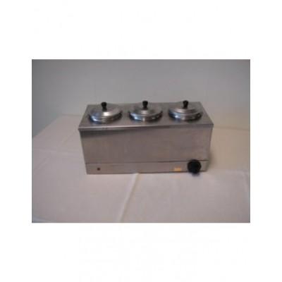 Hotpot 3 x 1 liter