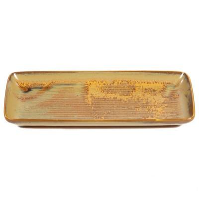 Foto van Chef's tray Evo Bronze 26.7 x 12 cm