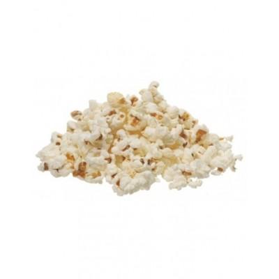Foto van Popcorn, popcornsuiker en zakjes