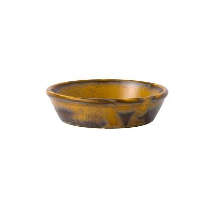 Tapasbordje 15,9 cm Evo bronze