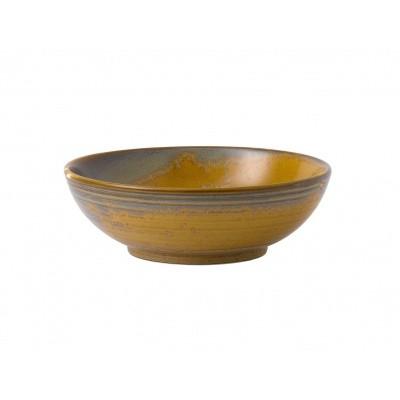 Foto van Kom Evo Bronze diep ovaal 16.5 cm