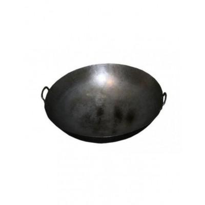 Foto van Wok dia 80 cm voor op barbecue 70 * 55