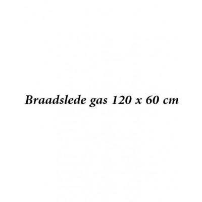 Foto van Braadslede gas 120 x 60 cm