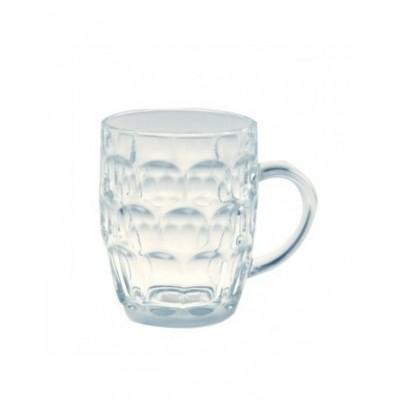 Foto van Bierpul glas 0.5 L