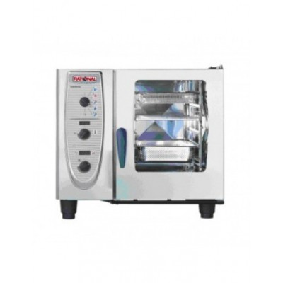 Foto van Combisteamer Rational 6x GN 1/1