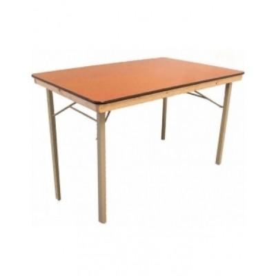 Foto van Klaptafels tafel 120 x 80 cm