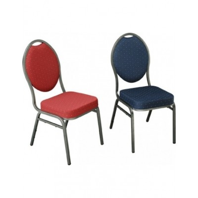 Foto van Gestoffeerde stoelen blauw
