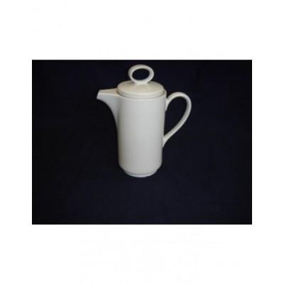 Foto van Koffiepot porselein 1.5 liter