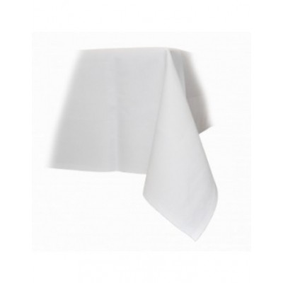 Tafellinnen 160 x 160 cm wit