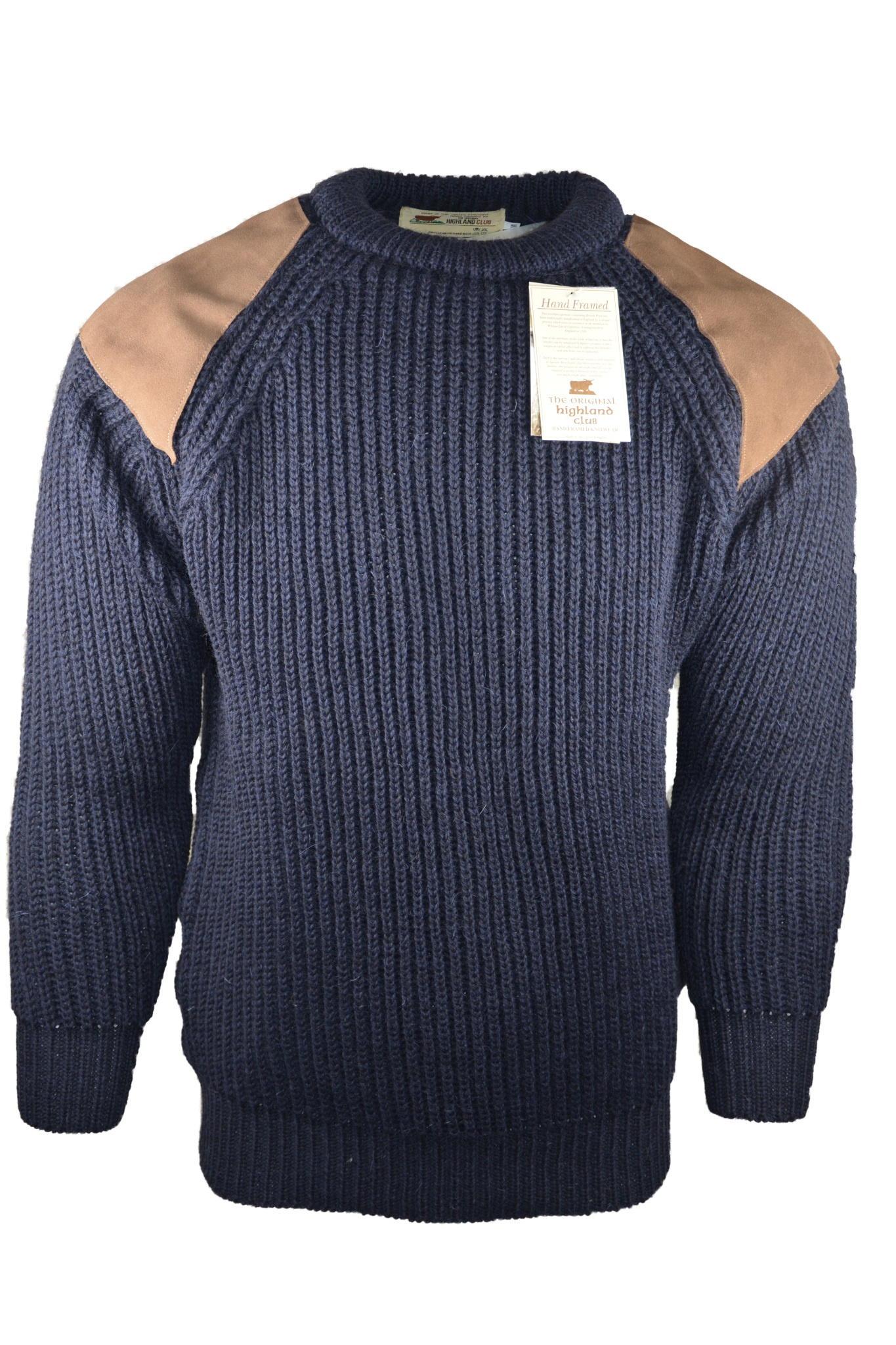 Foto van Highland Club British Wool Marine