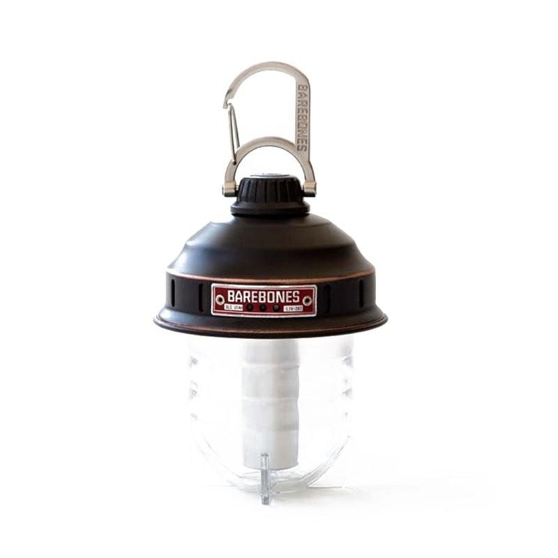 Foto van Barebones Beacon - tafel-/hanglamp - brons