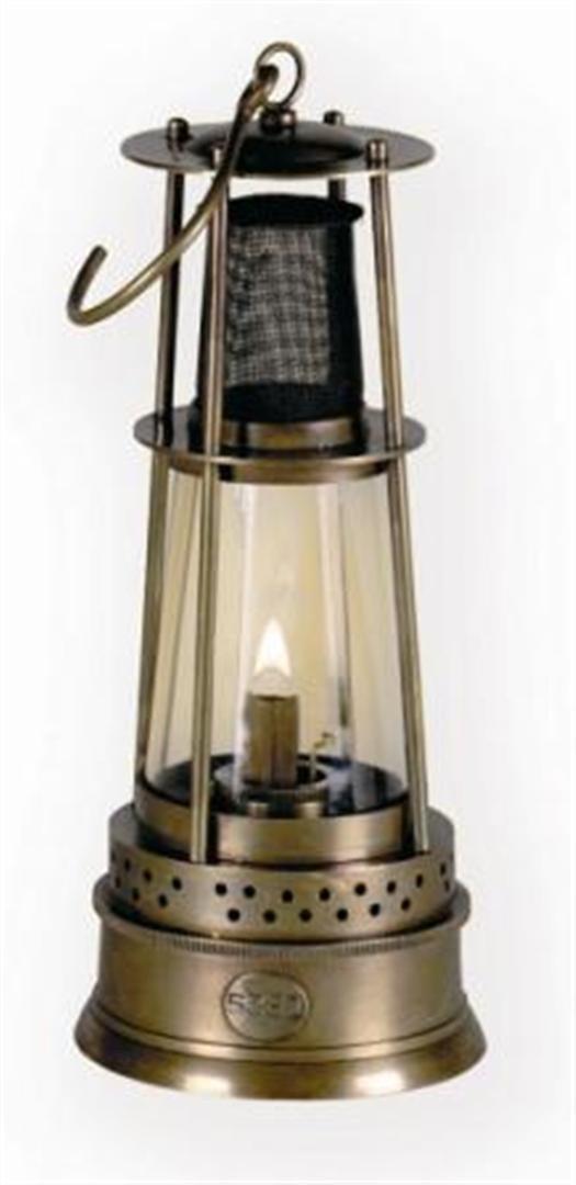 Foto van Authentic Models Miner's Lamp Bronze
