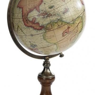 Mercator globe 1541