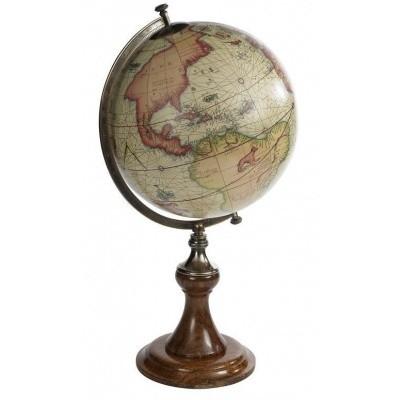 Foto van Mercator globe 1541