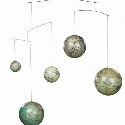 Foto van Mobiel globes