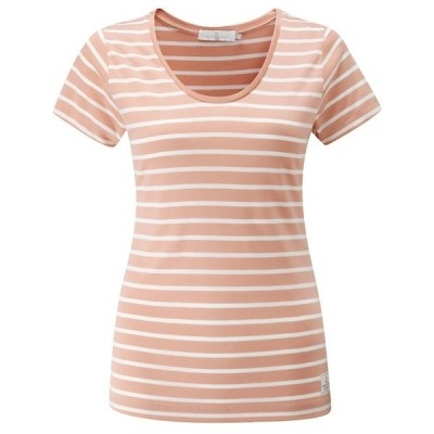 Henroi Lloyd Breanna SS streep T-shirt