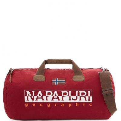 Foto van Napapijri Bering reistas rood