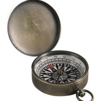 Kompas gebronst