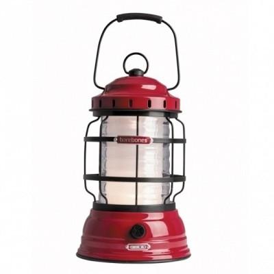 Foto van Barebones - Tafel lantaarn - Rood 5W LED