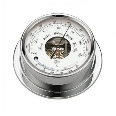 Foto van Barigo Regatta scheepsbaro- thermometer chroom