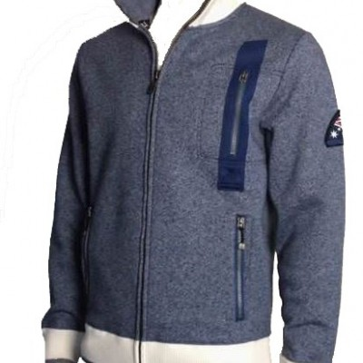City of Sails Fleece Jack