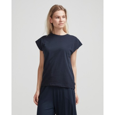 Holebrook Bianca Capesleeve navy