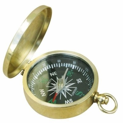 Kompas met deksel