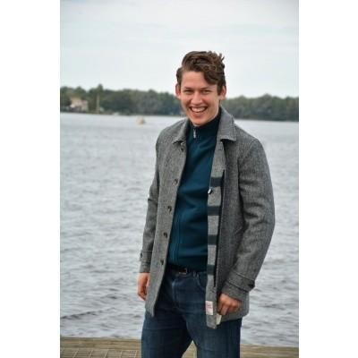 Camplin Overcoat Harris Tweed