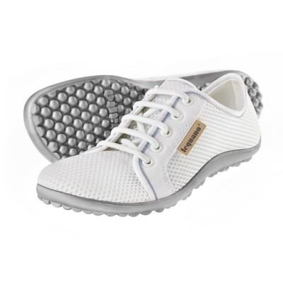 Leguano Aktiv Wit Barefoot schoen