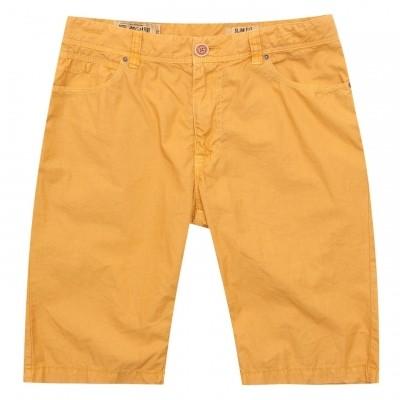 Foto van MCS korte broek geel