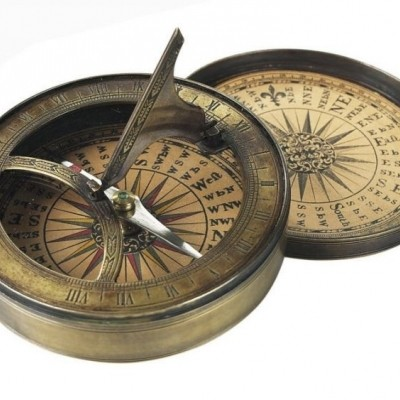 Zonnewijzer kompas