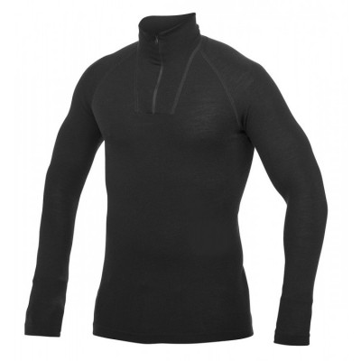 Foto van Woolpower Zip Turtle Neck Lite