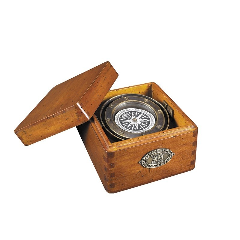 Foto van Authentic Models Lifeboat Compass