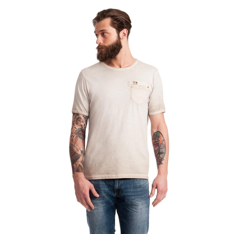 Foto van MCS vintage style katoenen shirt