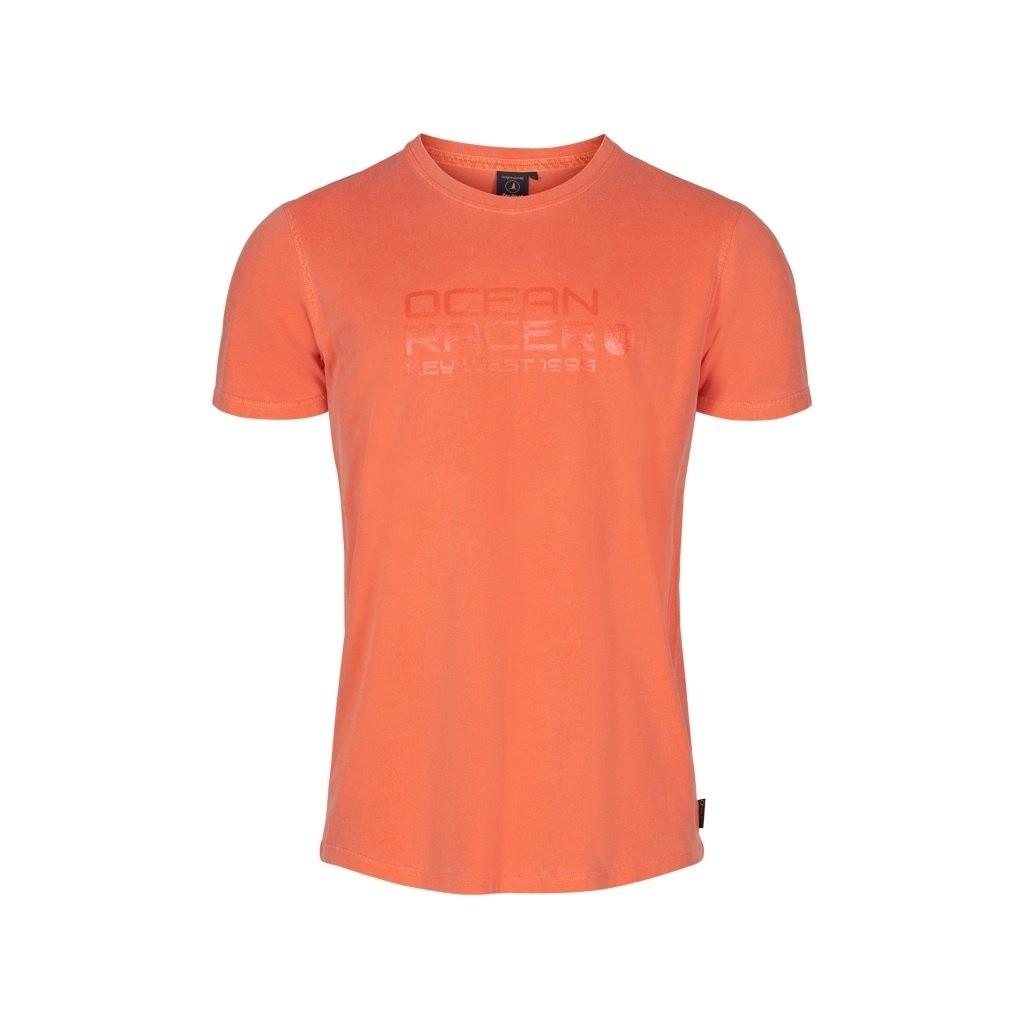 Foto van Key West Asker T-shirt oranje